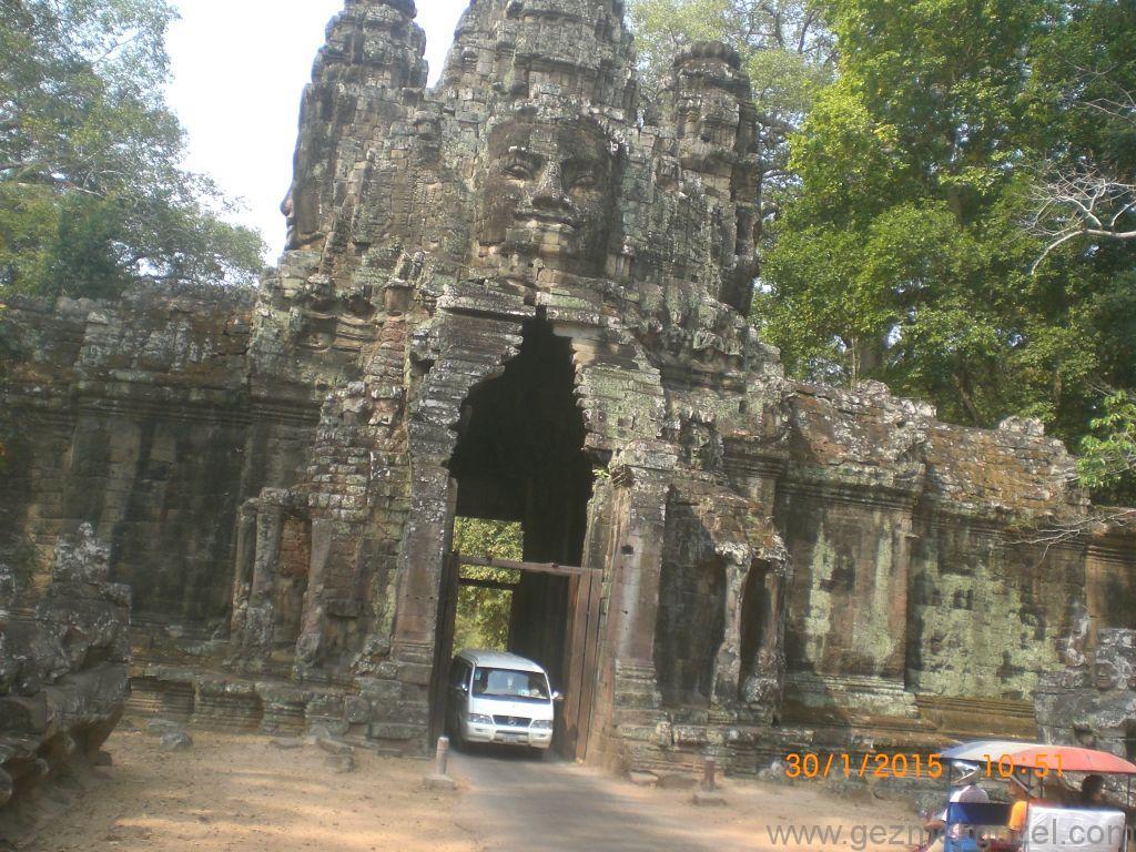 Laos - Kamboçya - Vietnam Gezisi Notları, Kamboçya Gezilecek Yerler, Angkor Wat 7