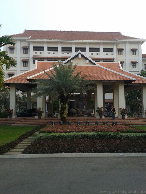 Laos - Kamboçya - Vietnam Gezisi Notları, Kamboçya Gezilecek Yerler, Kamboçya Konaklama