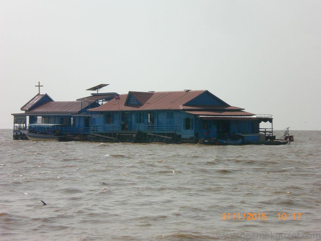 Laos - Kamboçya - Vietnam Gezisi Notları, Kamboçya Gezilecek Yerler, Tonle Sap Gölünden
