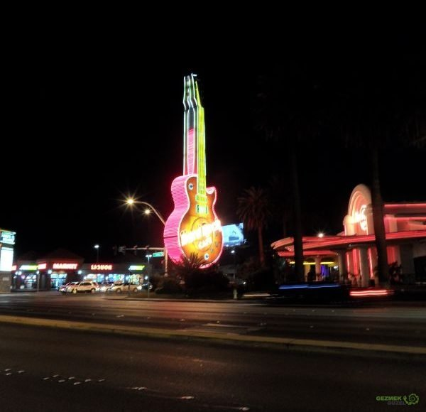 Las Vegas Görülecek Yerler Hard Rock Hotel