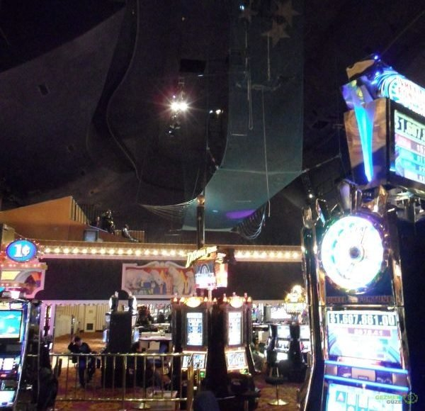 Las Vegas Gösterileri - Circus Circus