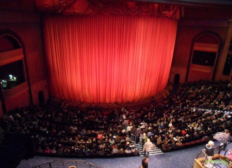Las Vegas Gösterileri Cirque du Soleil O
