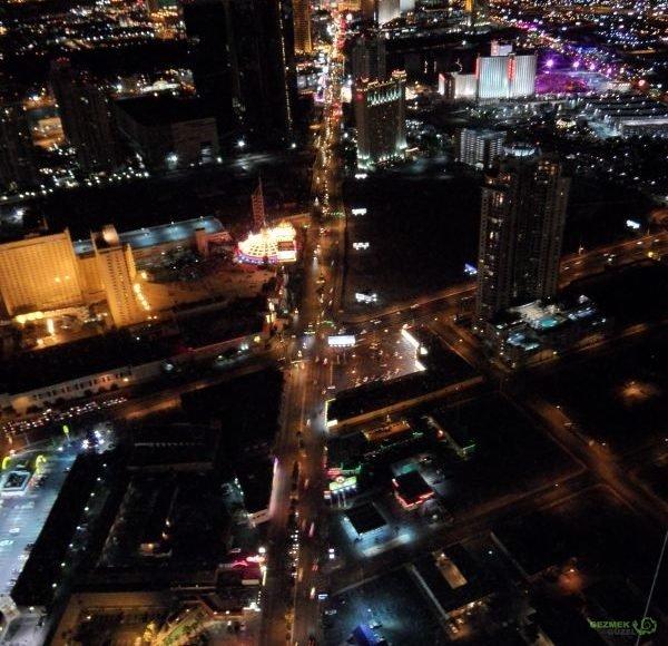 Las Vegas Gezilecek Yerler The Strip