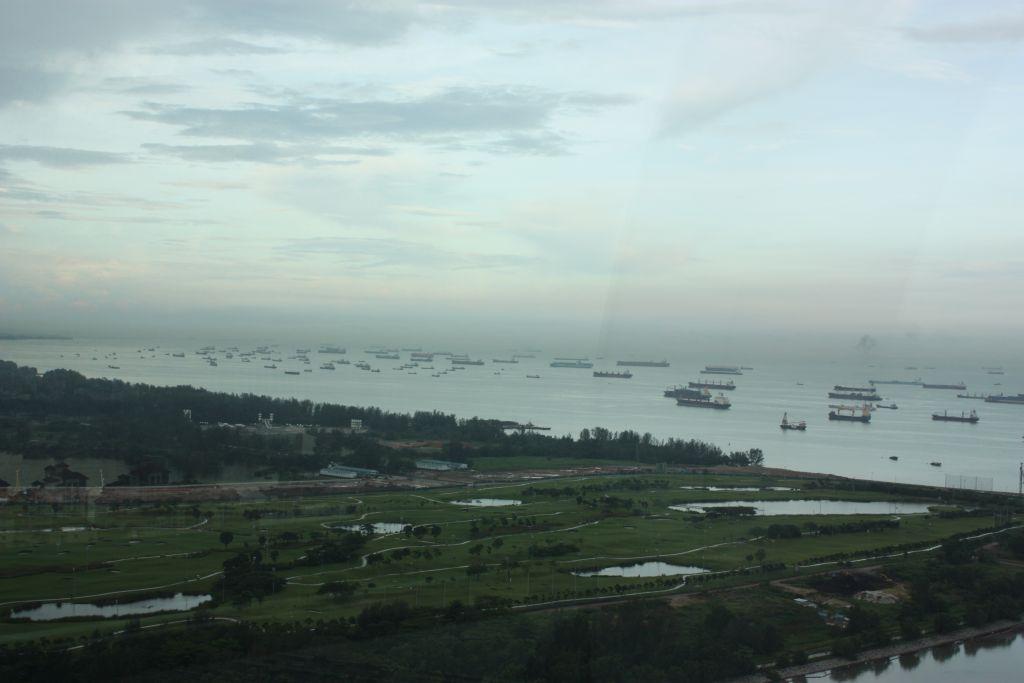 Singapur Limanı
