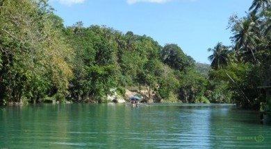 Loboc Nehri Gezisi; Bohol Adası Turu