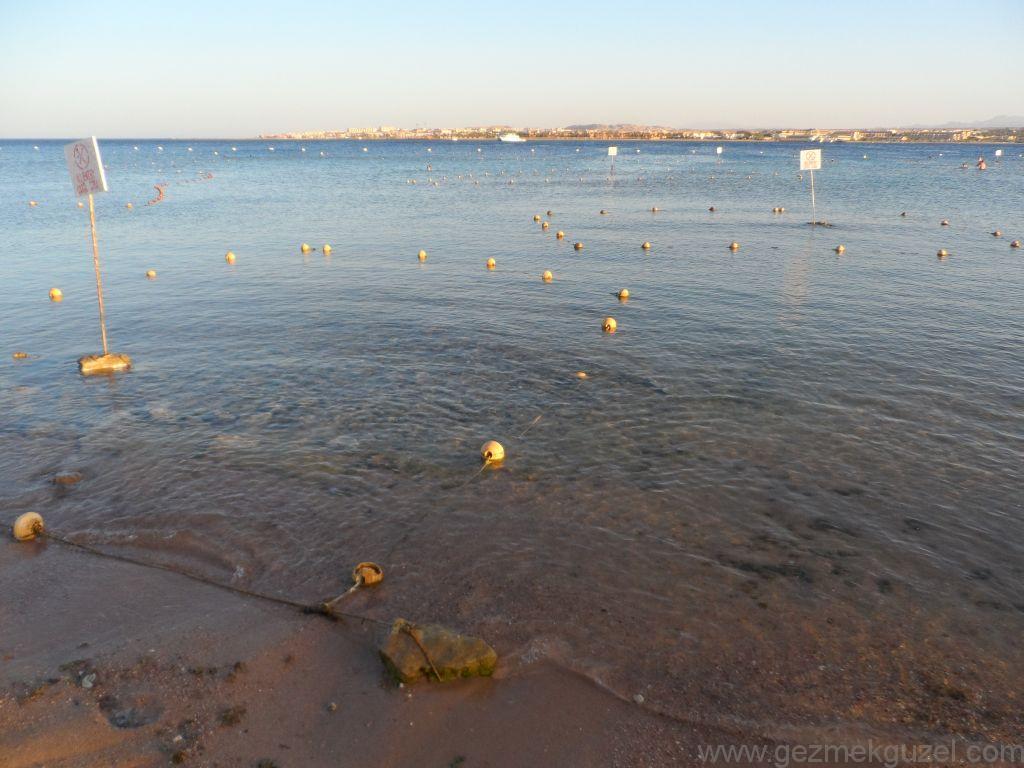 Makadi Bay'in Taze Resifleri Korunuyor, Hurghada'da Tatil