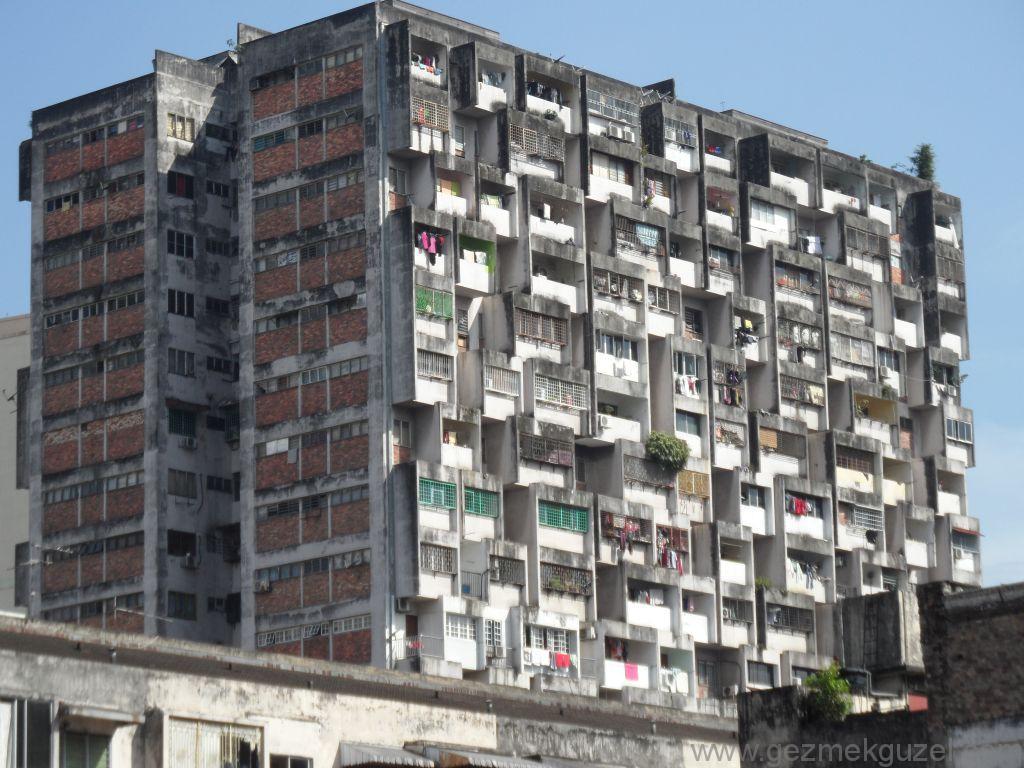 Malezya Mimarisi, Malezya Gezisi Notları