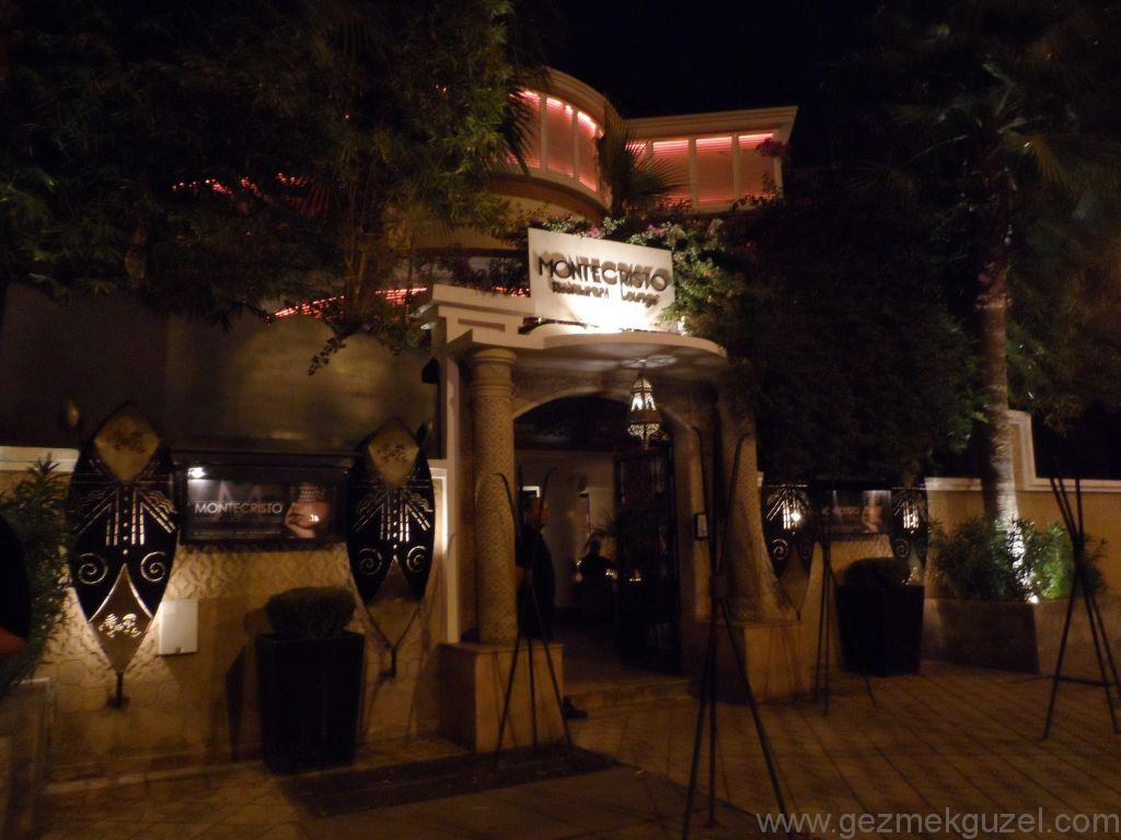 Marakeş Gece hayatı Montecristo