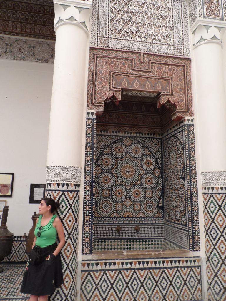 Marakeş Müzesinde