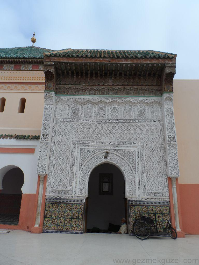 Marakeş Sidi Bin Abbas