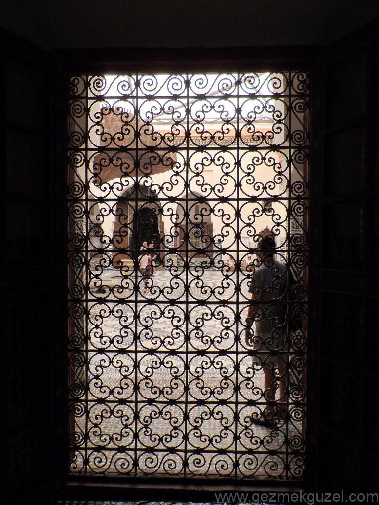 Marrakech Müzesinden