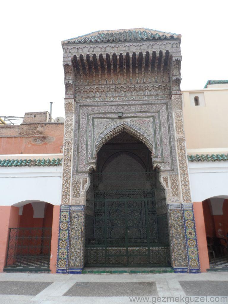 Marrakech Sidi Bin Abbas