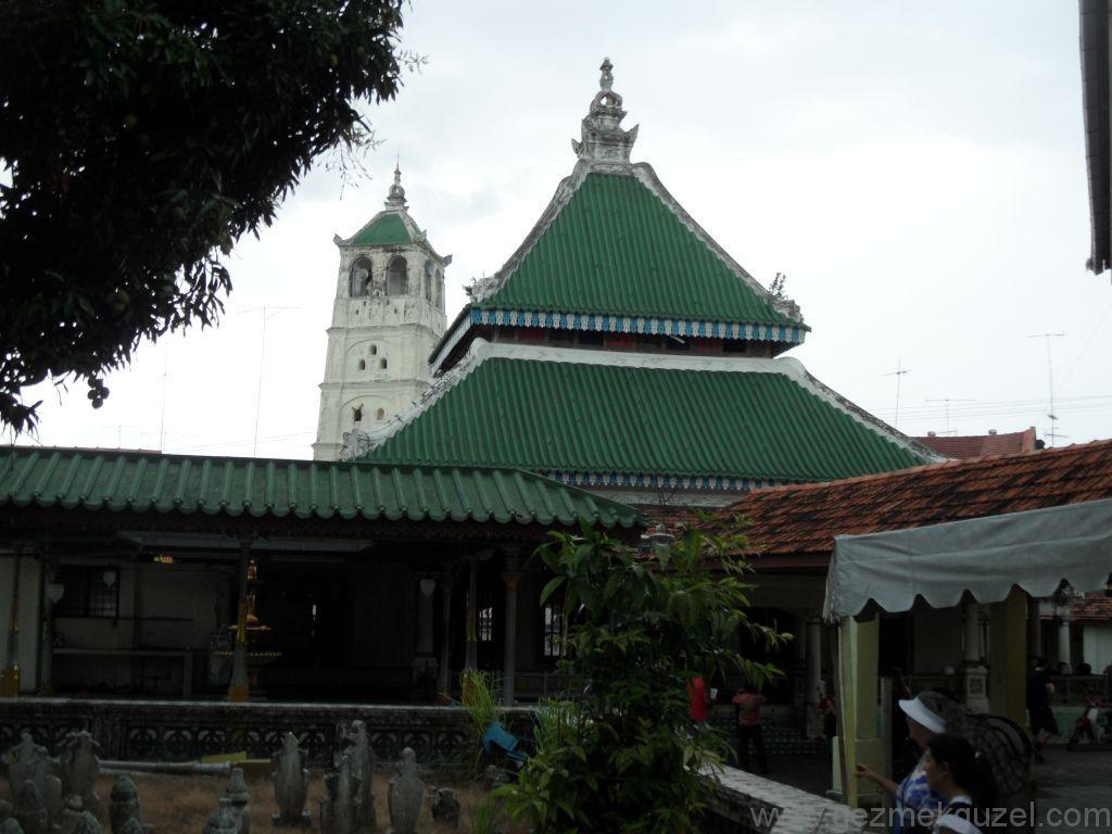 Melaka Kampung Kling camii, Malezya Görülecek Yerler