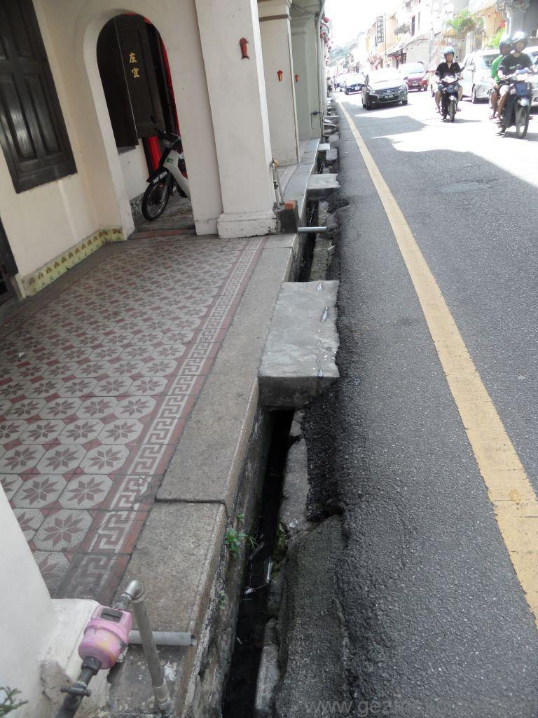 Melaka Su Giderleri, Malezya Gezisi Notları