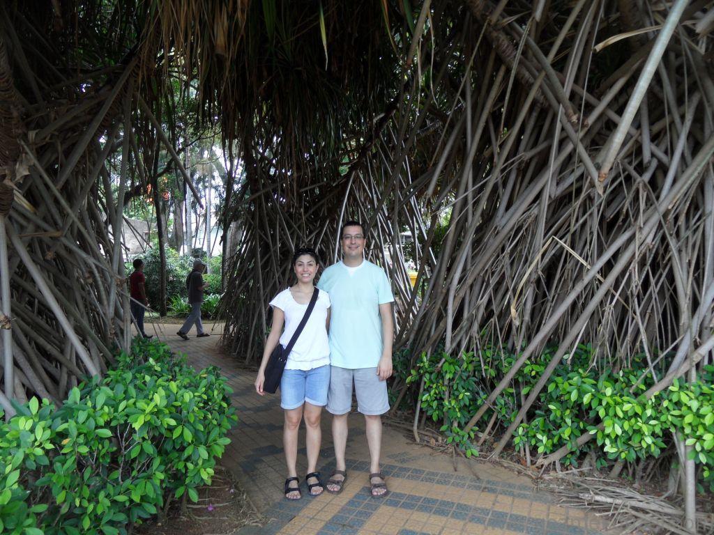Melaka Sultanlık Sarayı Bahçesi, Malezya Görülecek Yerler