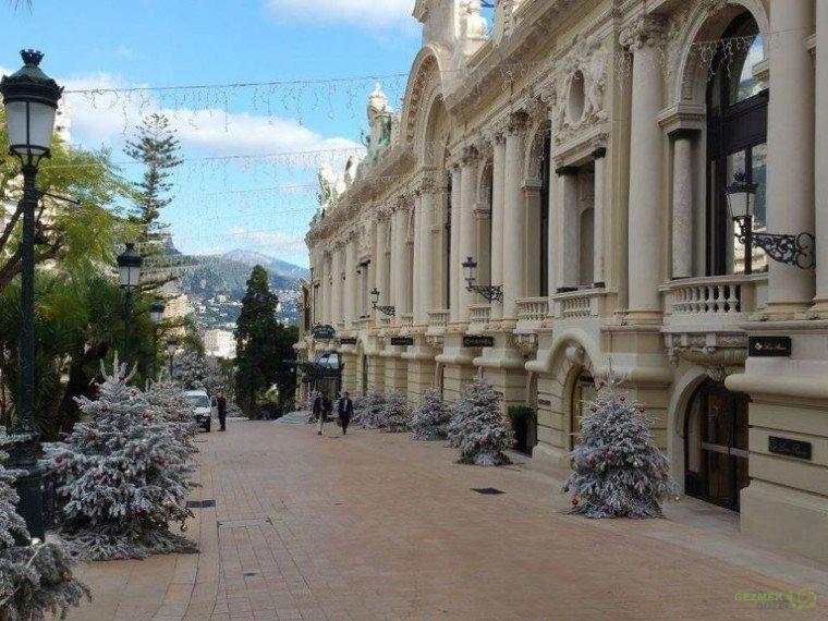 Monte Carlo, Monaco Gezilecek Yerler, Cote D'Azur Gezi Notları