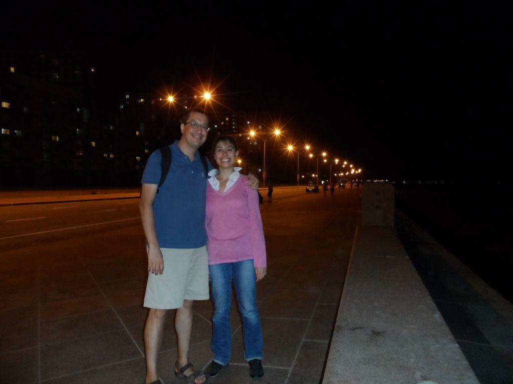 Montevideo Nehir Kenarında