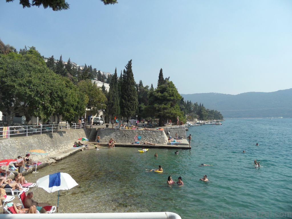 Neum'da deniz molası, Dubrovnik Anıları, Eski Yugoslavya Yollarında