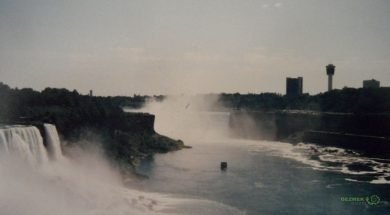 Niagara Şelalalesi, Buffalo, New York