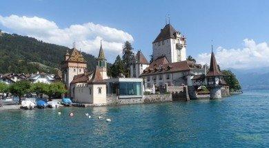 Oberhofen, Bern Gezilecek yerler