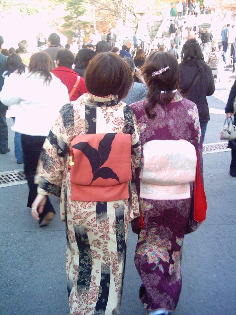 Japon Geyşalar