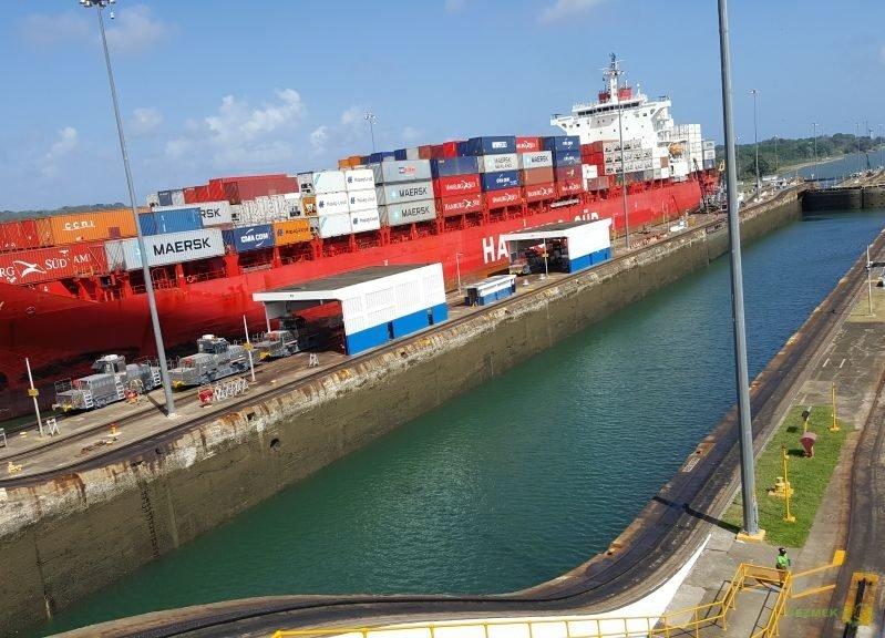 Panama Kanalı, Karayip Gezisi Notları