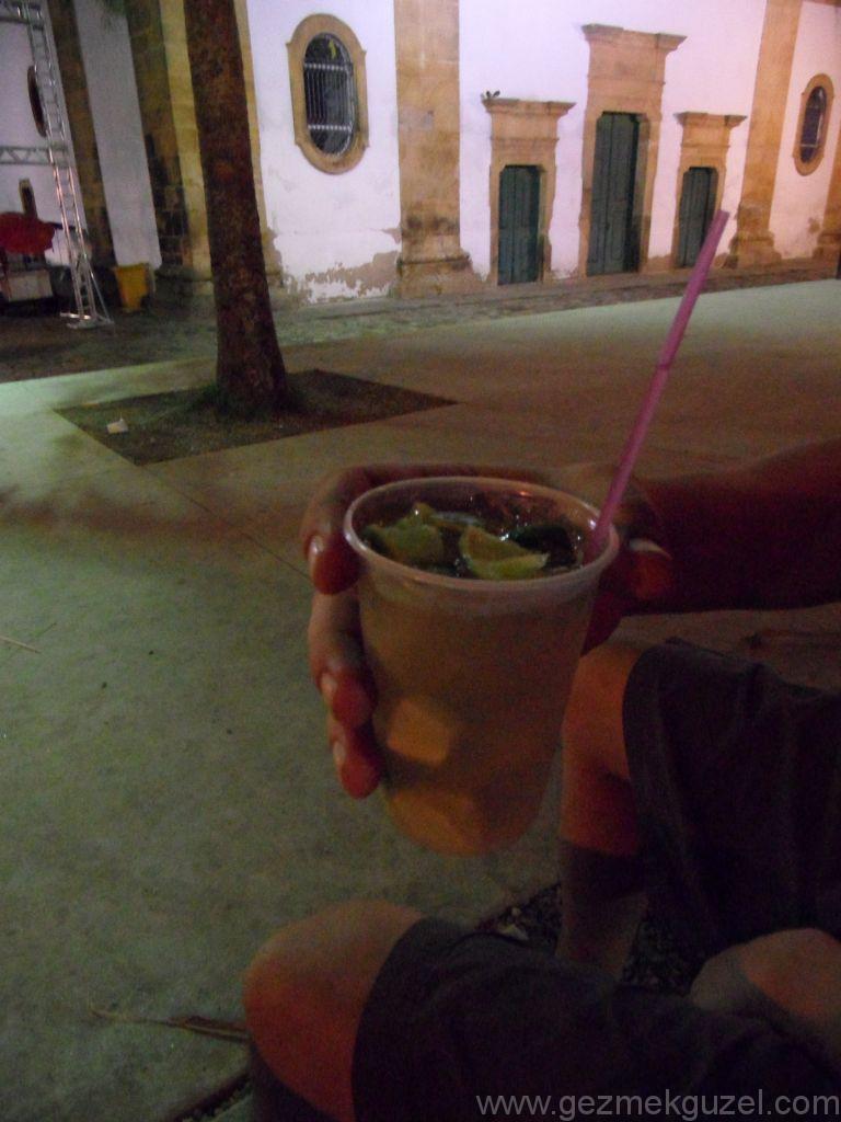 Parati'de Caipirinha, Parati Gezisi, Brezilya Gezisi Notları