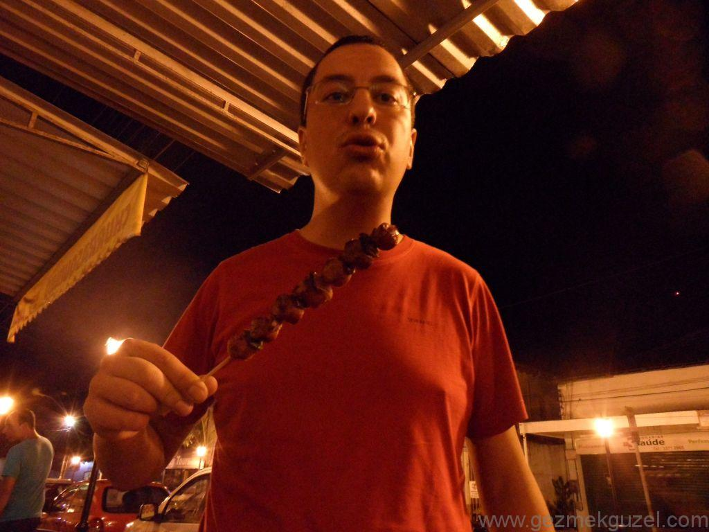Parati'de Gece Atıştırması, Parati Gezisi, Brezilya Gezisi Notları