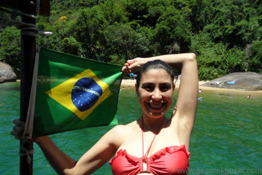 Parati'de Tekne Turu 4, Parati Gezisi, Brezilya Gezisi Notları
