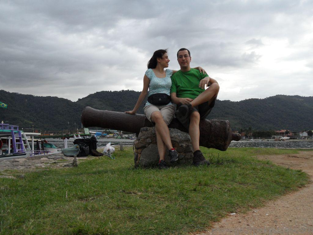 Paraty Sahilinde, Parati Gezisi, Brezilya Gezisi Notları