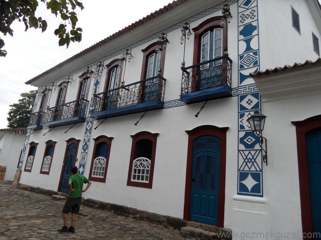 Paraty Sokaklarında, Parati Gezisi, Brezilya Gezisi Notları