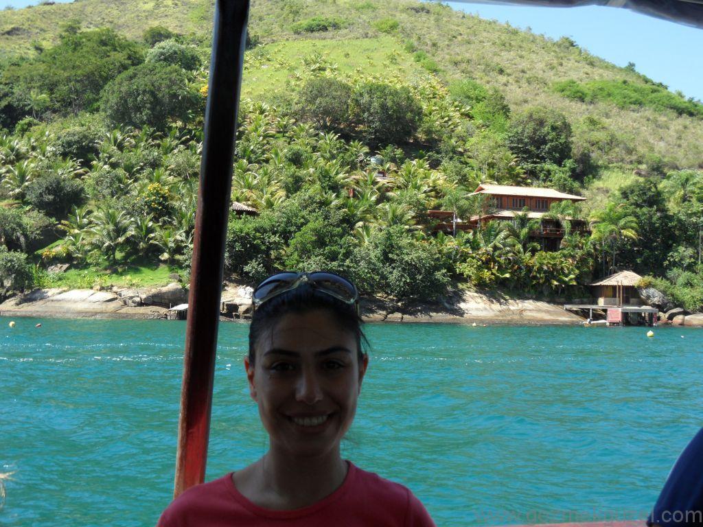 Paraty'de Tekne Turu 2, Parati Gezisi, Brezilya Gezisi Notları