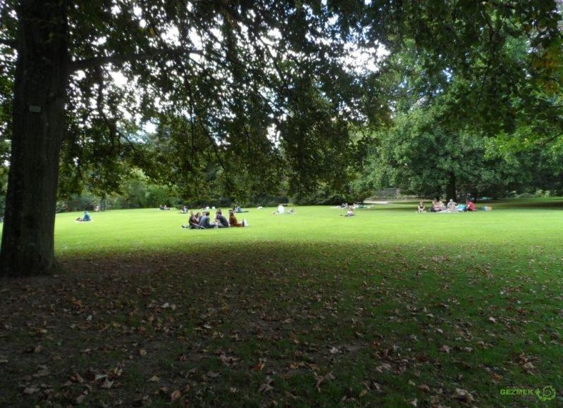Parc du Thabor, Rennes Gezilecek Yerler