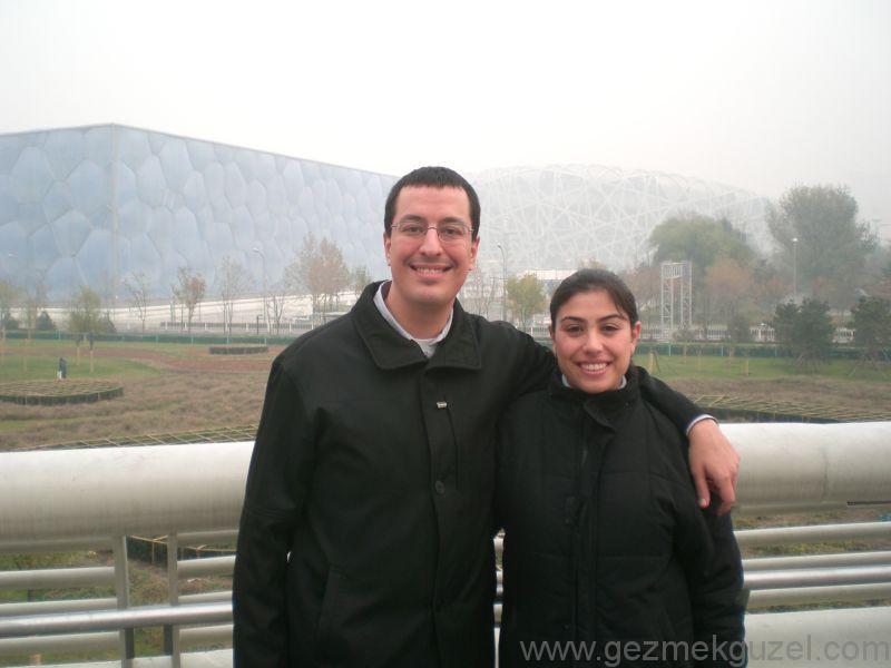 Pekin gezilecek yerler, olimpiyat stadı