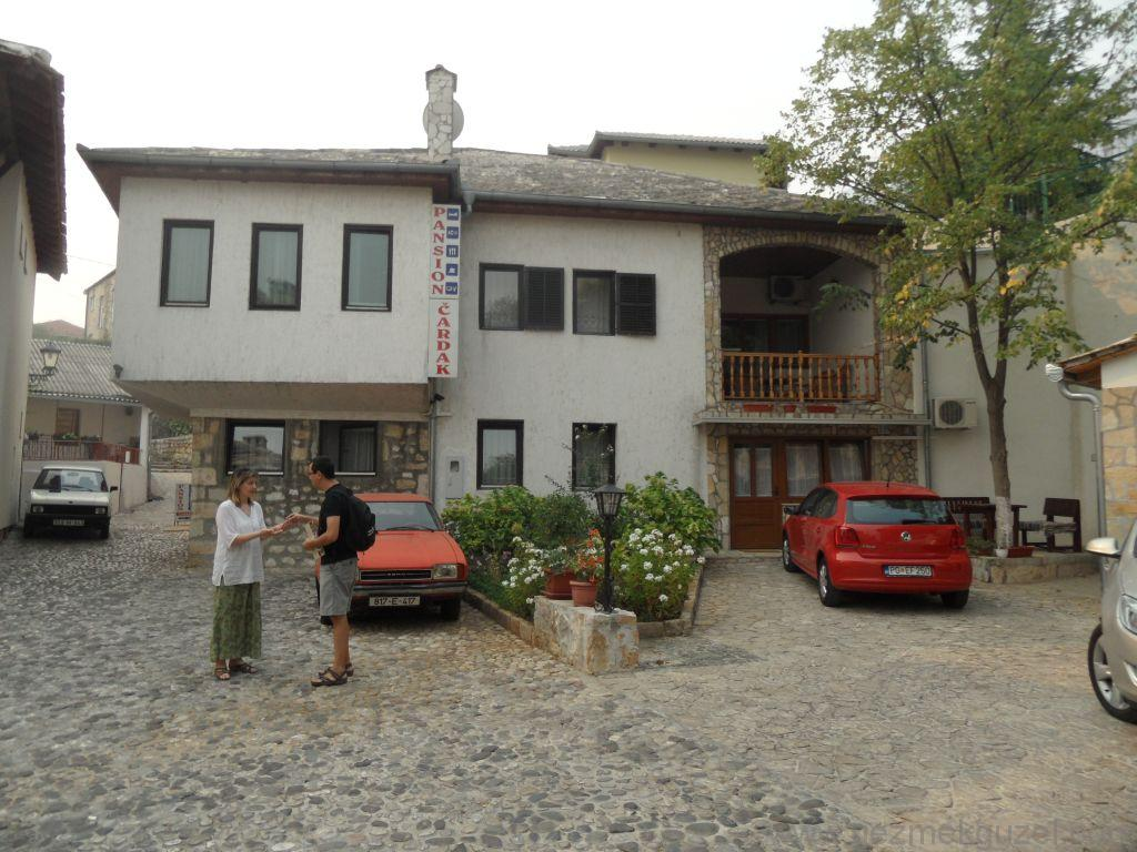 Pension Cardak, Mostar Gezisi, Eski Yugoslavya Yollarında