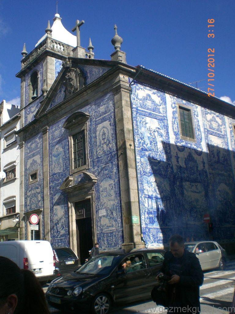 Porto'da Çiniler, Porto Şehir Turu, Porto - Lizbon Gezisi Notları