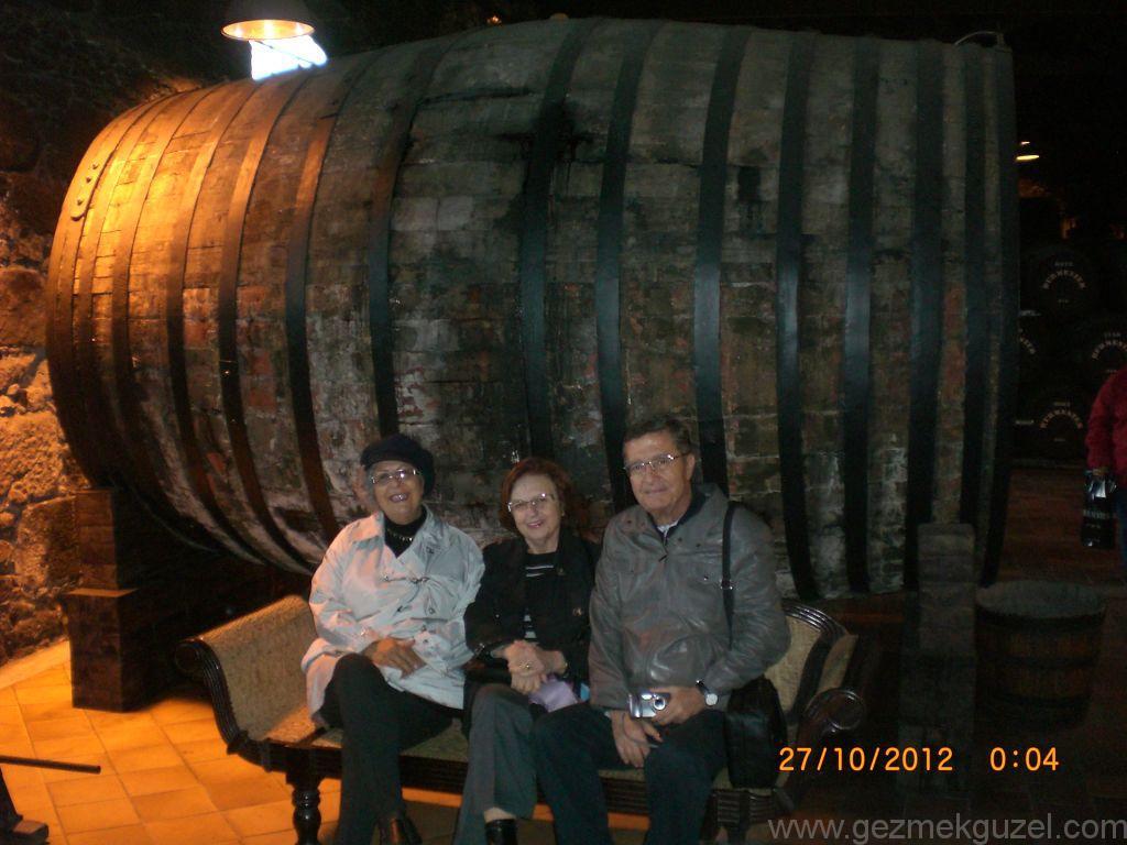 Porto'da Şarap Tadımı, Porto Şehir Turu, Porto - Lizbon Gezisi Notları