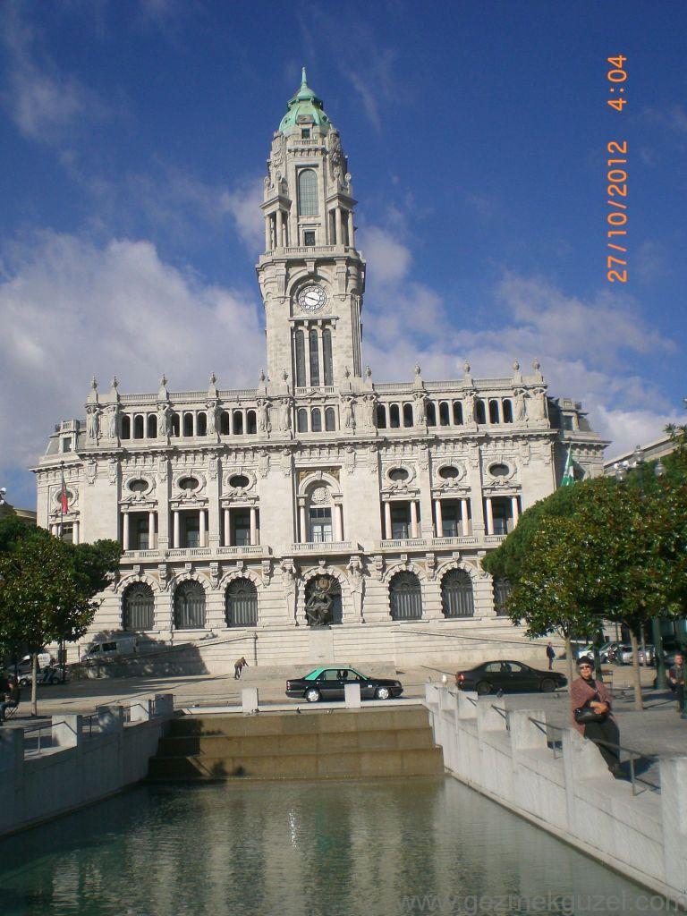 Porto'da Meydanlarında, Porto Şehir Turu, Porto - Lizbon Gezisi Notları