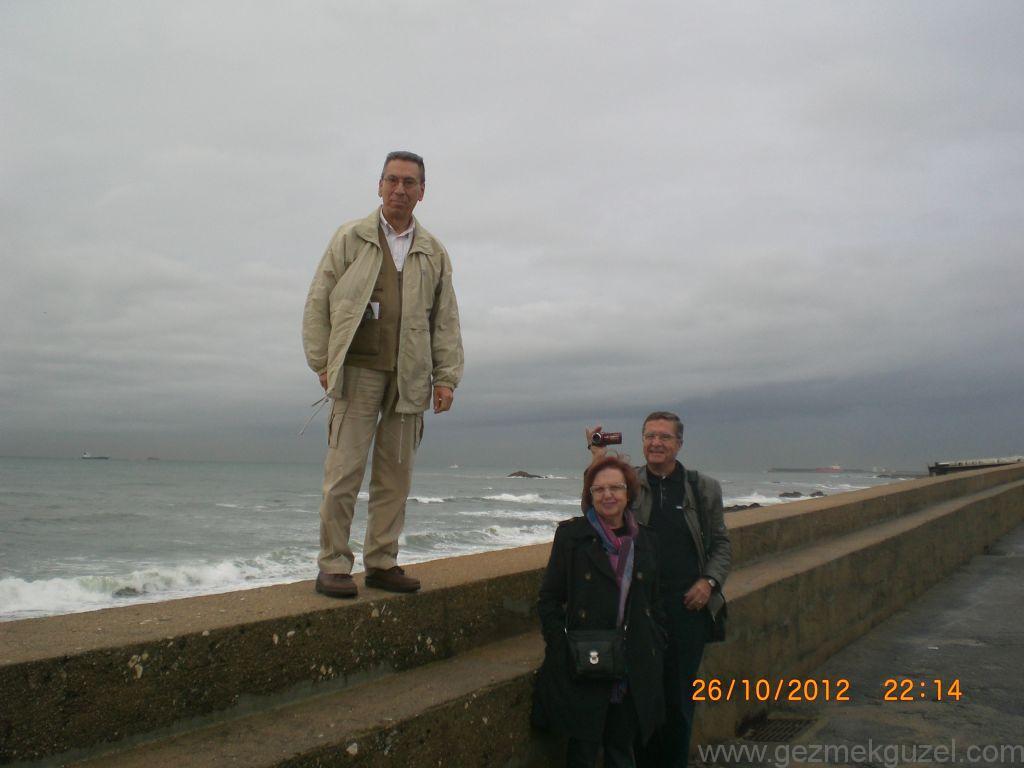 Porto'da Okyanus Kıyısında, Porto Şehir Turu, Porto - Lizbon Gezisi Notları