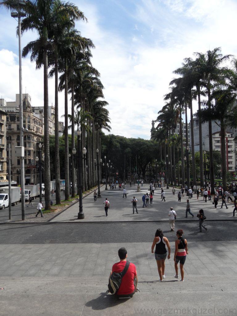 Praca de Sé, Sao Paulo Gezilecek Yerler, Brezilya Gezisi Notları