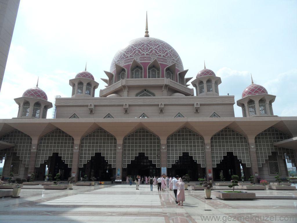 Putrajaya Camii, Malezya Gezisi Notları