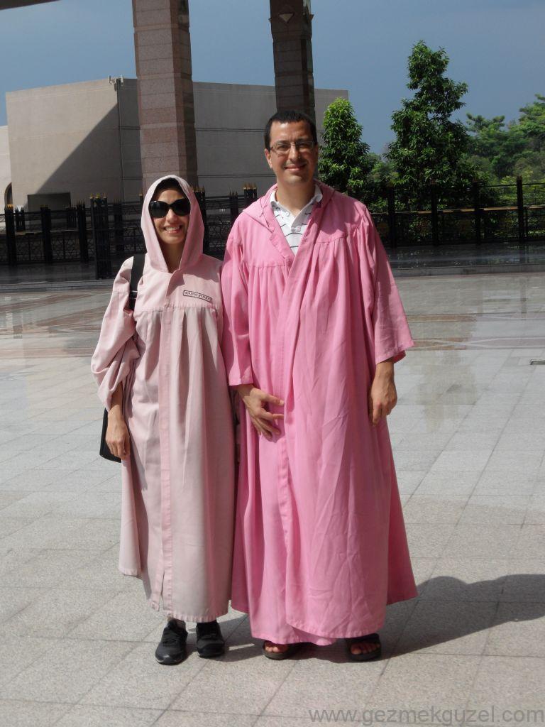 Putrajaya Camii Ziyareti, Malezya Gezisi Notları