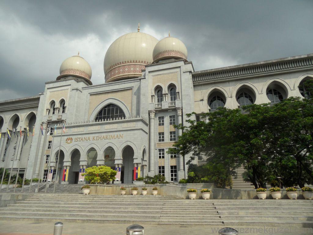 Putrajaya Yönetim Binası, Malezya Gezisi Notları