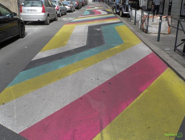 Rengarenk Rennes, Rennes Gezilecek Yerler