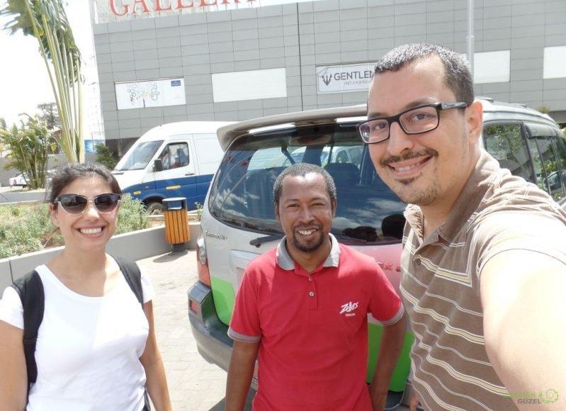 Sürücümüz, aracımız ve biz, Madagaskar Gezi Planı, Madagaskar Gezisi Notları