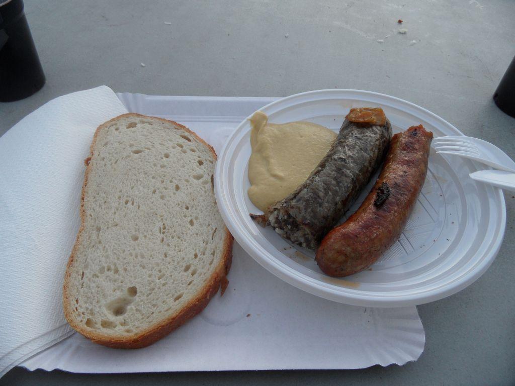 Sibiu'da leziz sosisler