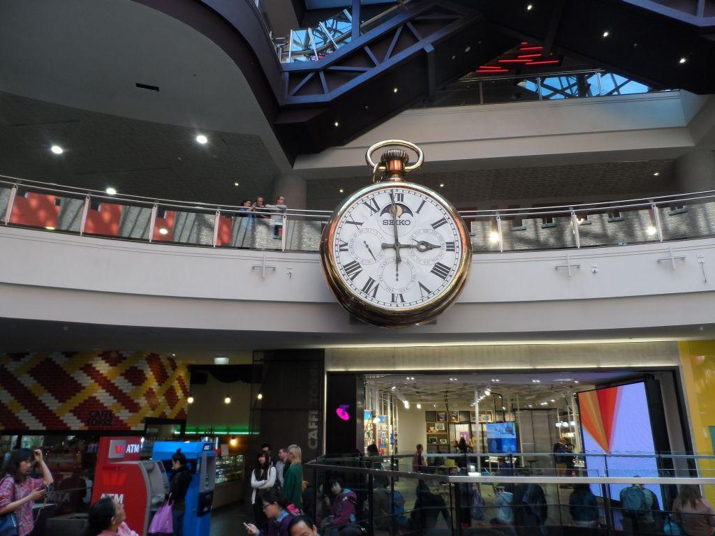 Melbourne Central alışveriş merkezi