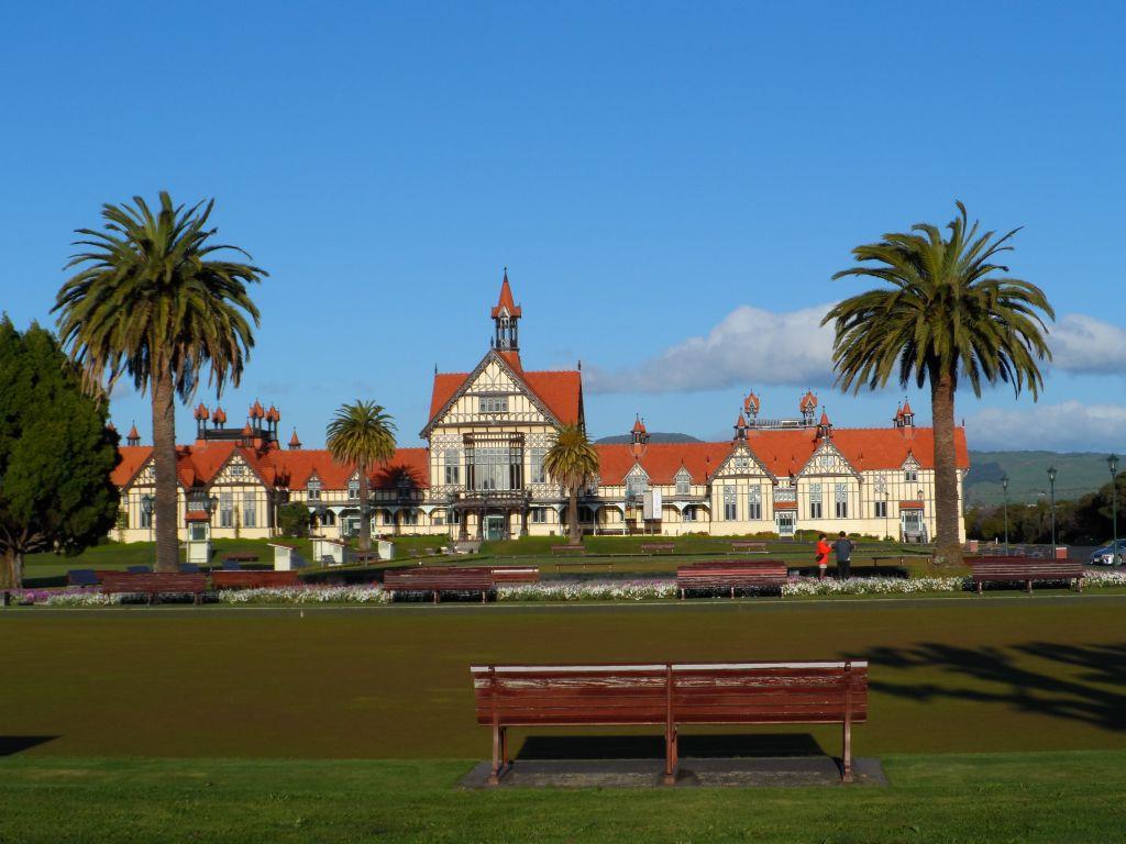 Rotorua müzesi