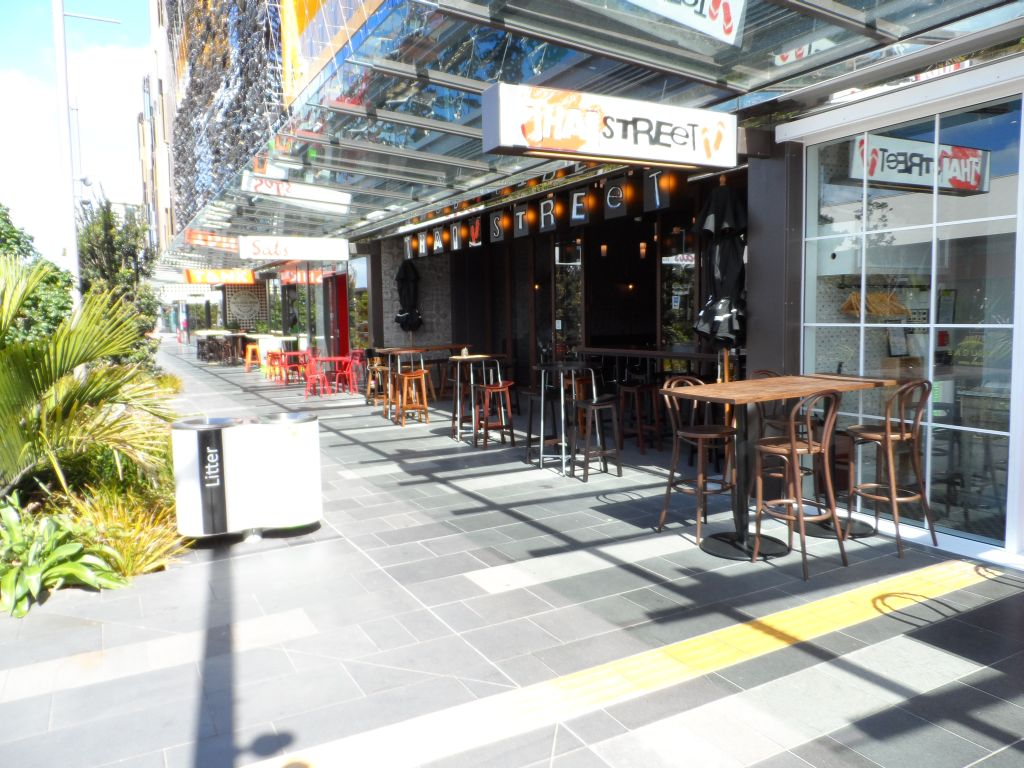 Auckland Wynyard Quarter