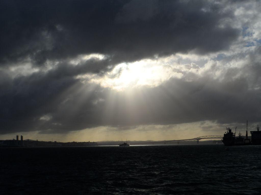 Devonport'tan Auckland